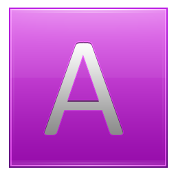 A Pink Icon 256x256 png