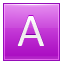 A Pink Icon 64x64 png