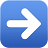 Arrow 1 Right Icon