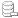Database Subtract Icon