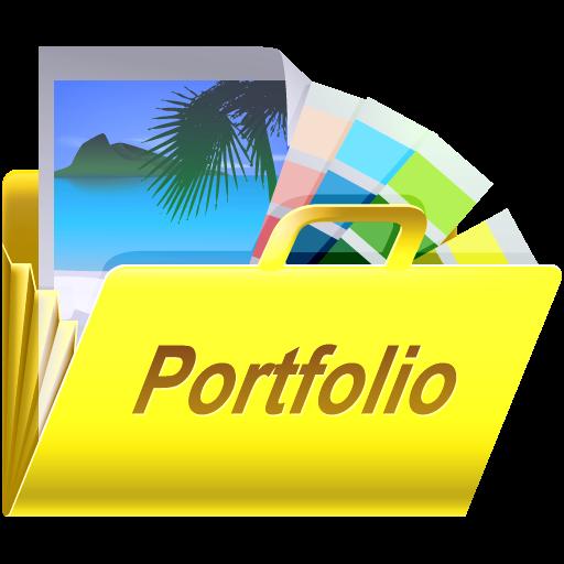 Portfolio Icon 512x512 png