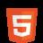 HTML5 Logo Icon