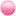 Pink Button Icon 16x16 png