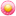 Pink Button 2 Icon 16x16 png