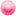 Pink Button 3 Icon 16x16 png