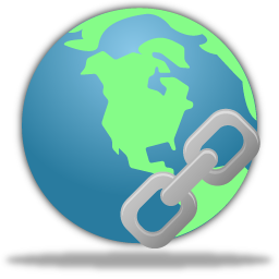 Insert Hyperlink Icon 256x256 png