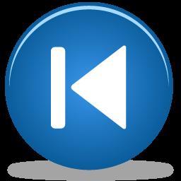 Skip Backward Icon 256x256 png