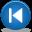 Skip Backward Icon 32x32 png