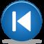 Skip Backward Icon 64x64 png