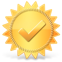 Regular Certificate Icon