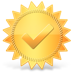 Regular Certificate Icon 256x256 png
