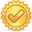 Regular Certificate Icon 32x32 png
