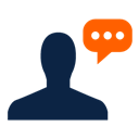 Blog Commenting Icon