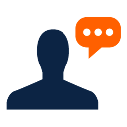 Blog Commenting Icon 256x256 png