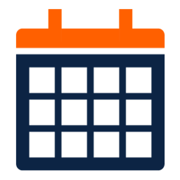 Events Calendar Icon 256x256 png