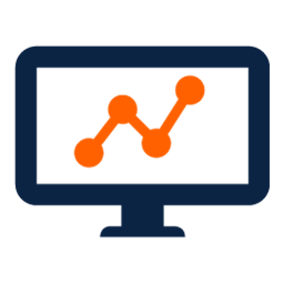 SEO Monitoring Icon 256x256 png