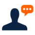 Blog Commenting Icon 72x72 png