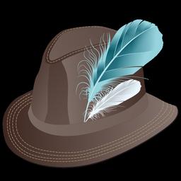 Artist Cap Icon Standard Portfolio Icons Softicons Com