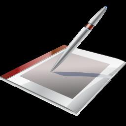 Graphic Tablet Icon Standard Portfolio Icons Softicons Com