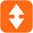 Direction Vertical Icon