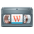 Screencasts Icon 48x48 png