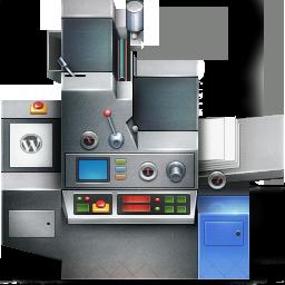 New WordPress Icon 256x256 png