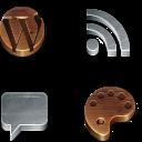 WordPress Theme Icons