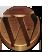 Wood WordPress Icon