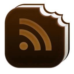 Sponge-Cake RSS 1 Icon 256x256 png