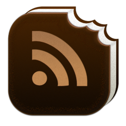 Sponge-Cake RSS 4 Icon 256x256 png