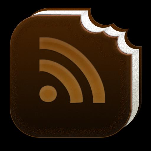Sponge-Cake RSS 1 Icon 512x512 png
