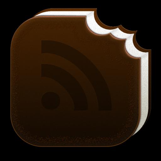 Sponge-Cake RSS 3 Icon 512x512 png