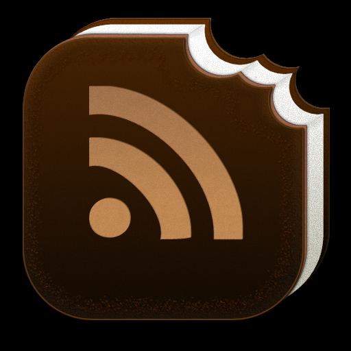 Sponge-Cake RSS 4 Icon 512x512 png
